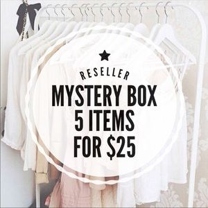 Tops - Reseller Mystery Box - 5 for $25